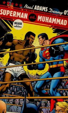 Two legendary figures meet for the first time in this spectacular adventure, as an alien race called the Scrubb demand that Earth's greatest champion battle their world's own greatest fighter. Both Superman and Muhammad Ali step forward -- and to deter...