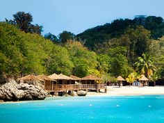 Paradise is our specialty. #labadee #caribbean #cruise