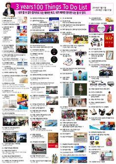 Jeunesse global korea support group 김금미의<3년간 꼭 해야 할 100가지 To Do List> www.system114.net