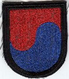 US Army Element Special Operations Command Korea Airborne