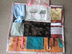 Alzheimers Dementia Fidget Mat Quilt Blanket Mom Mother Dad