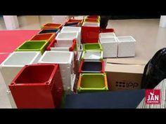 Desmontando 200 Terra Basic: Tras la presentación oficial de la nueva jardinera modular Terra Basic en la Escuela Superior de Diseño ESDi, tocó desmontar la super-estructura de 200 Terra Basic. Nos llevó una mañana, pero vosotros lo podéis ver en 30 segundos con este veloz vídeo. Ojalá recoger la casa fuera tan fácil, ¿verd .... Sigue leyendo en: http://janecosystems.com/desmontando/