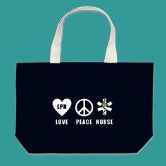 Love Peace LPN Bag