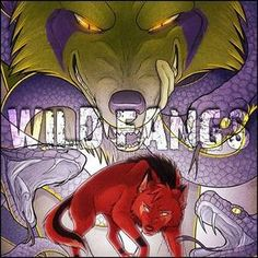 Check out the comic Wild Fangs :: Wild Fangs - Cover