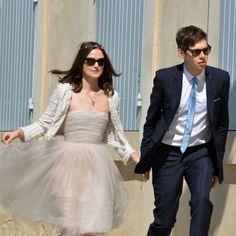 Brides.com: . Keira Knightley marries James Righton in Chanel, 2013.