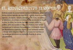 El renacimiento europeo