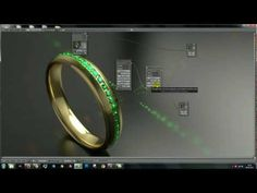 Create a Diamond Ring Cycles 2.75 HD - YouTube