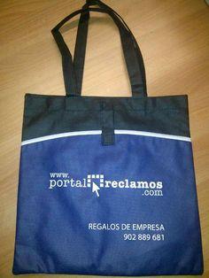 bolsa publicitaria  en le blog de www.portalreclamos.com