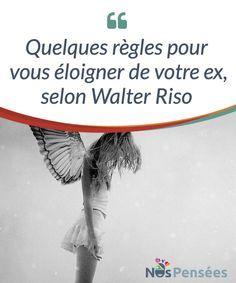 Quelques règles pour vous éloigner de votre ex, selon Walter Riso  Le dernier livre de Walter Riso s'intitule Ya te dije adiós, ahora cómo te olvido («Je t'ai déjà dit adieu, mais #maintenant, comment t'oublier ?», en français). Il est sorti il y a quelques mois, et comme tous ses #ouvrages, celui-ci promet d'être un succès. Ce #psychologue avait déjà traité  #Emotions Les Sentiments, Allrecipes, Decir No, Mindfulness, Couple, Amor, Getting To Know, Psychology Books, You Are Awesome