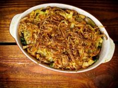 Nutrisystem provides a delicious and healthy recipe for a Green Bean Casserole that makes a great side dish for any meal.