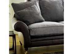 The English Sofa Company | The Atlanta Leather Fabric Sofa Range