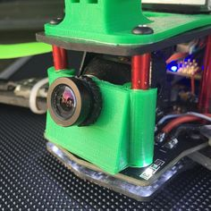 Something we liked from Instagram! Good sesh! 6 batteries no crashes stayed under 20 feet pulled a successful loop and a bunch of rolls.  First #3dprinting that made my #fpv flying better. My cam kept moving because the frame didn't really handle the mounting well. Used my @wanhao_usa #3dprinter to print a simple 15 degree camera mount and all my problems went away.  #QUADdiction #quadcopter #mutltirotor #midlifecrisis #quadsarethenewcorvettes by newbpilot check us out: http://bit.ly/1KyLetq