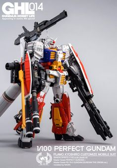 Custom Build: MG Perfect Gundam Featured] Gundam Toys, Gundam Art, Statues, Battle Robots, Arte Robot, Robot Art, Gundam Astray, Gundam Wallpapers, Gundam Mobile Suit
