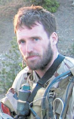 Navy SEAL (Sea, Air, Land) Lt. Michael P. Murphy, 29, from Patchogue, N.Y. taken in Afghanistan.