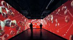 For Coca-Cola's 125th Anniversary Exhibition's Future Room concept - Google Search