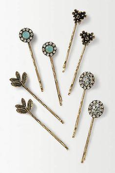 Spring Bloom Hair Pins - anthropologie.eu