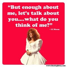 Bette Midler Quote from Beaches Clever Quotes, Great Quotes, Best Movie Lines, Bette Midler, Movies Worth Watching, Fake Friends, She Movie, Let Them Talk, Music Love