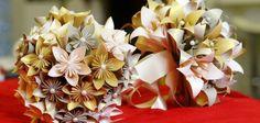 5 maneras inteligentes para usar el origami en su matrimonio