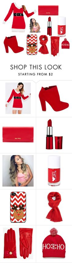 """""""Untitled #105"""" by closandmoreclose on Polyvore featuring Wet Seal, Qupid, Miu Miu and Ted Baker"""