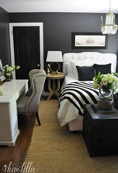 Dear Lillie: Guest Bedroom