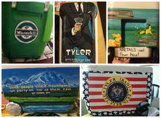 ZBT Formal Cooler from 2013 Formal Cooler Ideas, Beaver Creek, Some People, College, Crafty, Baseball Cards, University, Colleges