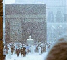 Rare rain in Masjidil Haram Islamic Images, Islamic Videos, Islamic Pictures, Islamic Quotes, Mecca Masjid, Masjid Al Haram, Rain Wallpapers, Mekkah, Love In Islam