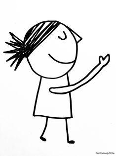 Colorear el monstruo del color - El color de las emociones | het kleurenmonster | kleurenmonsters | de kleur van emoties | kleurplaat | kleurplaten | het kleurenmonster digitaal | het kleurenmonster boek | het kleurenmonster lessen Back To School Activities, Preschool Activities, Colouring Pics, Coloring, Art Prompts, Social Emotional Learning, Backdrops, Kindergarten, Doodles