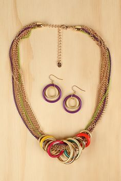 Ringmaster Necklace
