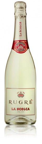 Rugrè - Cortese e Pinot Nero - La Scolca #vino #naming #concept #design