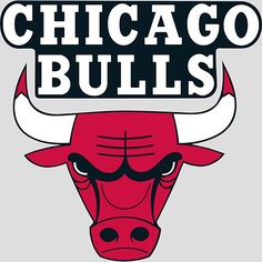 images of chicago bulls logo | ... , Central division Chicago Bulls Logo peel and stick wall decal