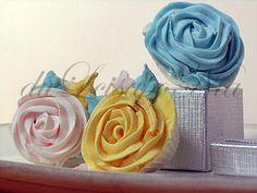 Rosas de jabón para regalo