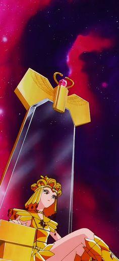 Sailor Galaxia - Shadow Galactica - Sailor Moon Sailor Stars villain