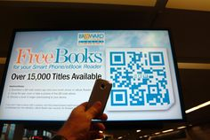 Libraries Partner with Local Airports - Boward County Library makes eBooks available at local airport