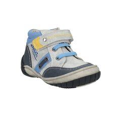 Detská členková obuv so suchým zipsom