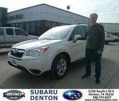 #HappyBirthday to Gerald from Michael Raupp at Huffines Subaru Corinth!  https://deliverymaxx.com/DealerReviews.aspx?DealerCode=XDJB  #HappyBirthday #HuffinesSubaruCorinth