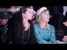 DAY 2 HIGHLIGHTS Moscow Fashion Week 2014 HD by Fashion Channel - YouTube