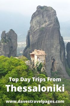 These day trips from Thessaloniki include tours and excursions to Meteora, Vergina, Halkidiki and even the home of the Greek Gods at Mount Olympus. Greece Tours, Greece Itinerary, Greece Travel, European Destination, European Travel, Travel Europe, Travel Destinations, Mount Olympus Greece, Greek Gods