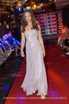 Gino Cerruti jewel encrusted bodice.....prom catwalk...