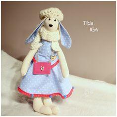 #tilda #bunny #królik #szycie