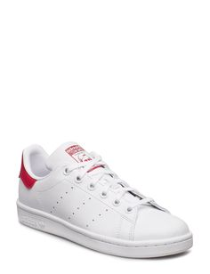 Stan Smith J (Ftwwht/ftwwht/green) (649 kr) - adidas Originals - | Boozt.com Adidas Originals, The Originals, Adidas Stan Smith, Adidas Sneakers, Green, Shoes, Zapatos, Shoes Outlet, Shoe