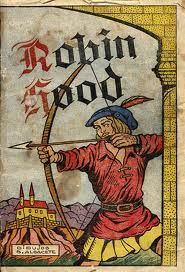 Robin Hood. Well, Robin hat. The dude in the pic is wearing a hat. :D