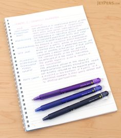The Pilot FriXion Ball Knock Gel Pen features the beloved ink that can be erased by friction, but now comes in a sleek, retractable body. School Motivation, Study Motivation, Sign Up Sheets, Dollar Tree Finds, Kindergarten First Day, Jet Pens, Pretty Notes, School Notes, Parents As Teachers
