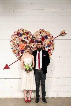 20 Valentines Themed Wedding Ideas | WedPics