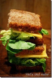 Vollkorn-Sandwichbrot