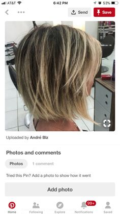 45 Chic Choppy Bob Hairstyles for 2019 - Style My Hairs Medium Thin Hair, Short Thin Hair, Short Hair Cuts, Medium Hair Styles, Curly Hair Styles, Choppy Bob Hairstyles, Thin Hairstyles, Haircuts, School Hairstyles