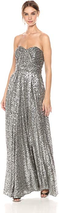 Shop the latest collection of Badgley Mischka Women's from the popular stores - all in one One Shoulder Formal Dresses, Long Sleeve Evening Dresses, Formal Dresses For Women, Formal Evening Dresses, Evening Gowns, Chiffon Dress, Strapless Dress, Contemporary Dresses, Dress Cuts