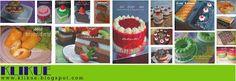 KLIKUE - Balikpapan Cakes and Puddings Online Shop: Puding Jagung Cokelat a la Lapis Surabaya Biscuit Cookies, Cake Cookies, Cookie Dough, Oreo Pudding, Pudding Desserts, Puding Oreo, Lapis Surabaya, Nasi Bakar, Resep Cake