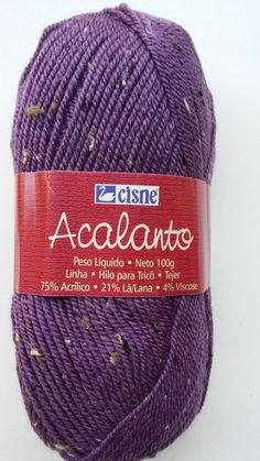 Fio Cisne Acalanto (3) (temos 20 cores)