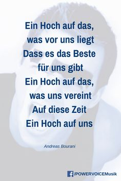 Andreas Bourani - Auf Uns - Follow us on Facebook!