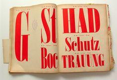Paul Rand's Type Specimen Book